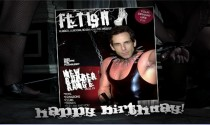 Fetish Magazine eCard