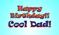 Dad Birthday Dance eCard
