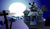 Haunted House eCard