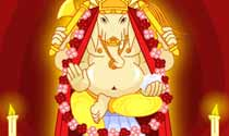 Happy Ganesha eCard
