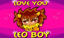 Love You Leo Boy eCard