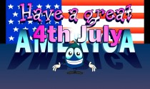 Happy July 4th eCard