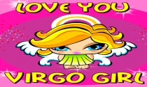 Virgo Girl Facts eCard