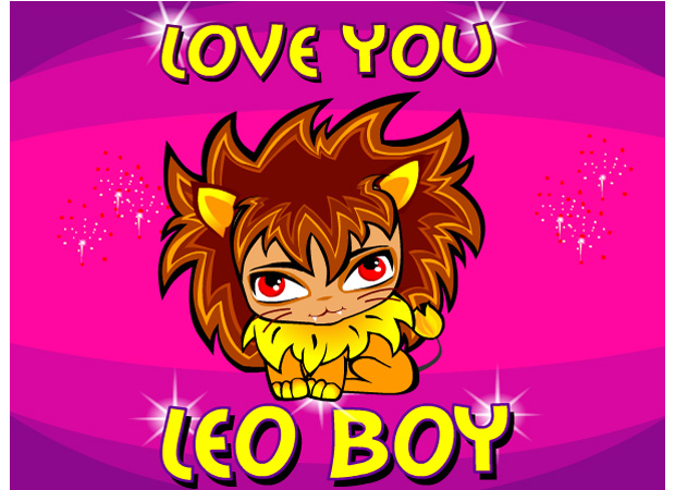 Astrological Love Love You Leo Boy