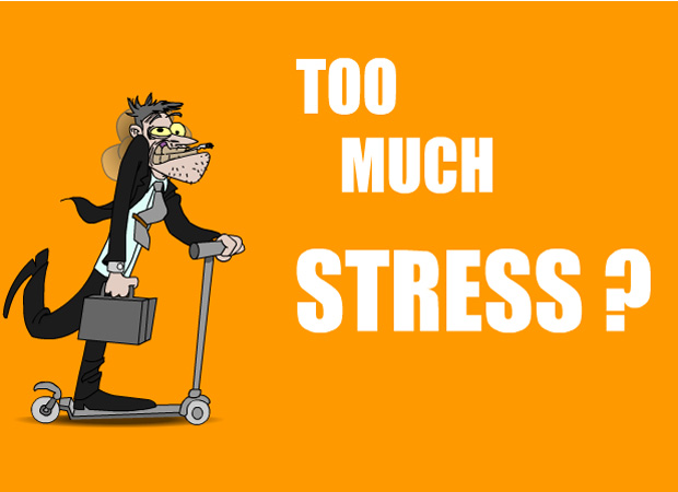 Business Stress!