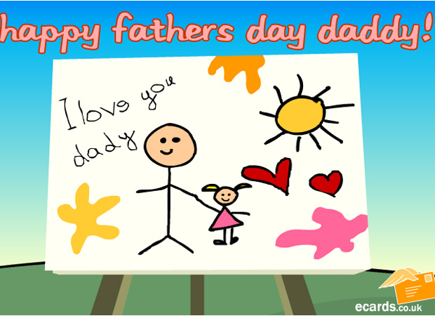 Father's Day Love you Daddy