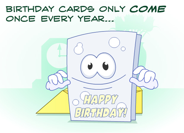 Ecards Birthday Card