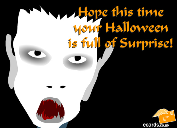 Haloween Full of Surprise