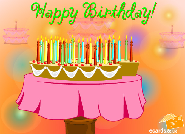 Free E Birthday Cards For Her gangcraftnet – Free E Birthday Cards
