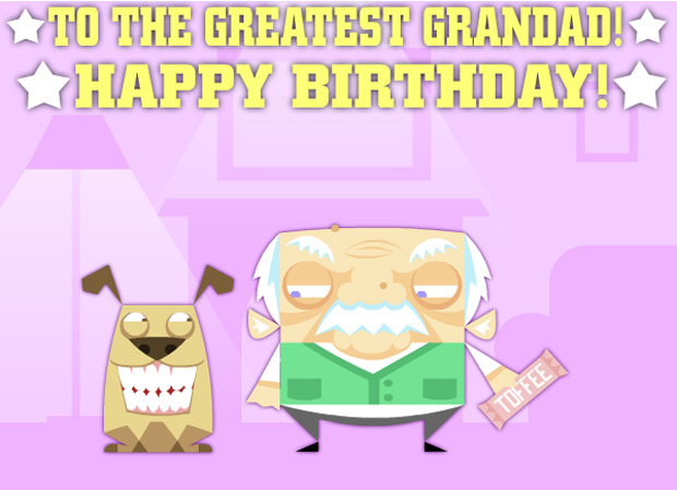 eCards Grandad – E Birthday Cards Uk Free