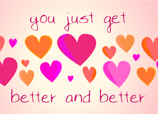 I Love You Better and Better