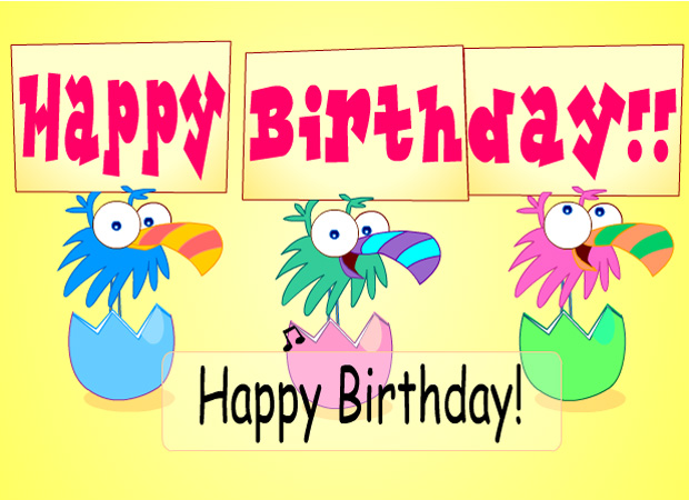 Birthday Ecards Interactive ~ Images about happy birthday on pinterest