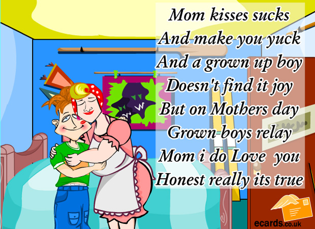 ecards mothers day son