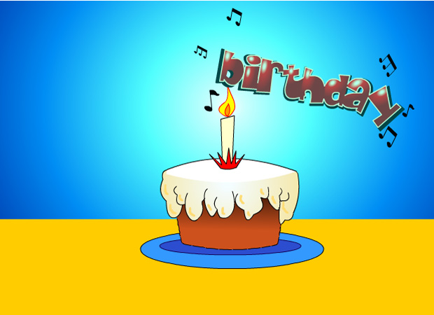 Happy Birthday Images For Men ~ Ecards old man birthday cake