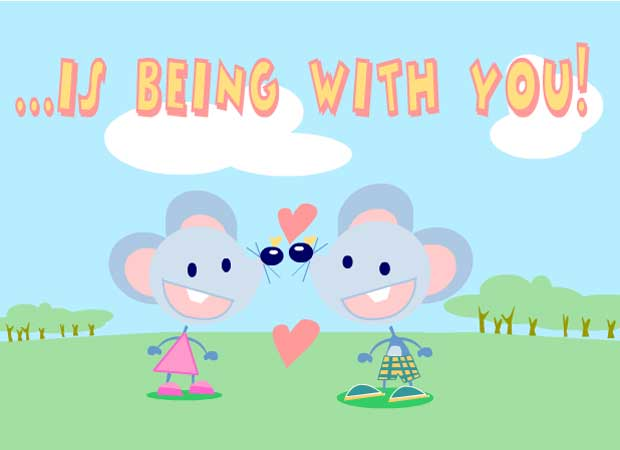 Soppy Love Mice