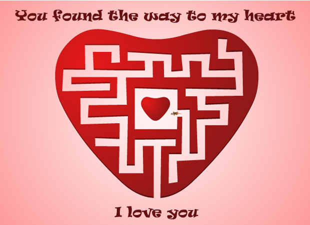 Starting Out Love maze