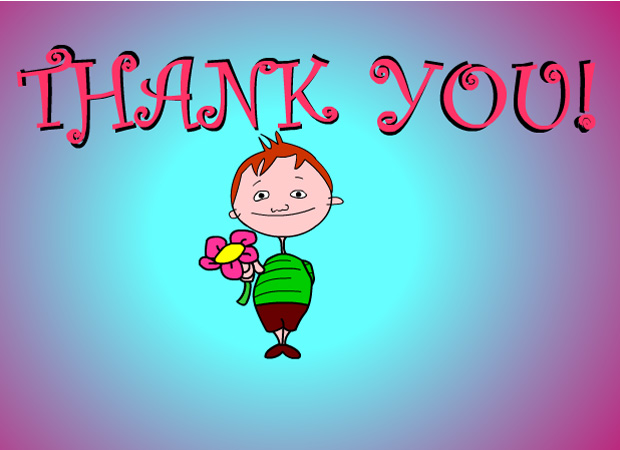 Thank You Thank You Boy
