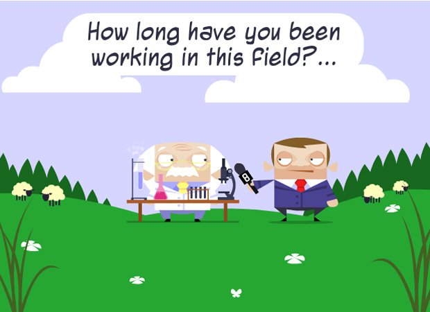 Ecards field work