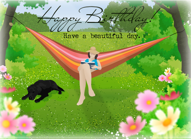 Ecards beautiful birthday ecard bookmarktalkfo Gallery