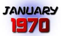 January 1970 eCard