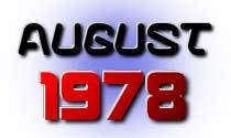 August 1978 eCard