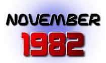 November 1982 eCard