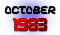 October 1983 eCard