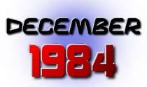 December 1984 eCard