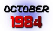 October 1984 eCard