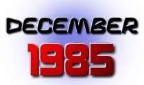 December 1985 eCard