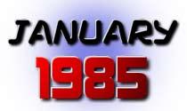 January 1985 eCard