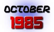 October 1985 eCard