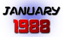1988 January eCard