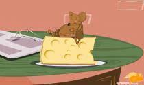 Mouse Cake! Yum eCard