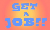 Get a Job Girl eCard