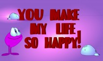 Happy Life eCard