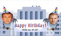 Birthday Pigeons eCard