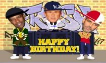 Birthday Rap eCard