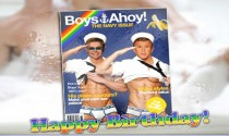 Boys Ahoy eCard
