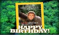 Happy Birthday Ape! eCard