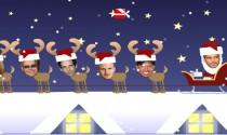Santas Sleigh eCard