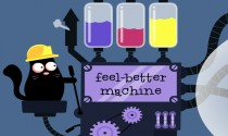 Feel Better Machine eCard