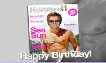 Gay Lifestyle Magazine eCard