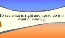 Fortune Cookie - Courage eCard