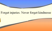 Fortune Cookie - Forget Injuries eCard