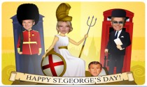 St George eCard