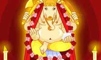Happy Ganesha eCard