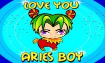 Aries Boy eCard