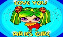 Aries Girl Facts eCard