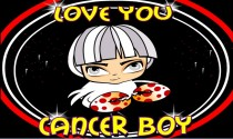 Cancer Boy eCard